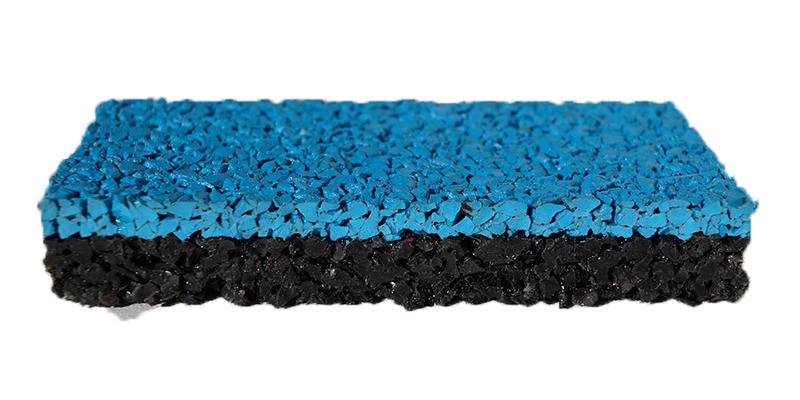 Резиновое каучуковое напольное покрытие Сендвич-гумибо