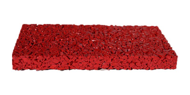 Цветное резиновое каучуковое покрытие для пола Гумибо