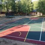 покрытие для спорт площадок