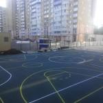 Спорт площадка Ново- Пирогово, Рязань