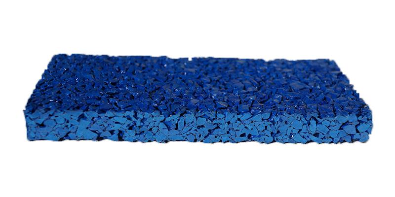 Толщина резинового покрытия от 1см