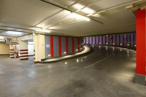Покрытие для гаража и паркинга