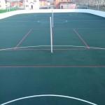 Многофункциональная спортплощадка в Рязани