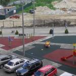 Детская площадка в Рязани на Шевченко